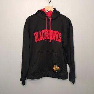 NHL Chicago Blackhawks hockey hoodie size L